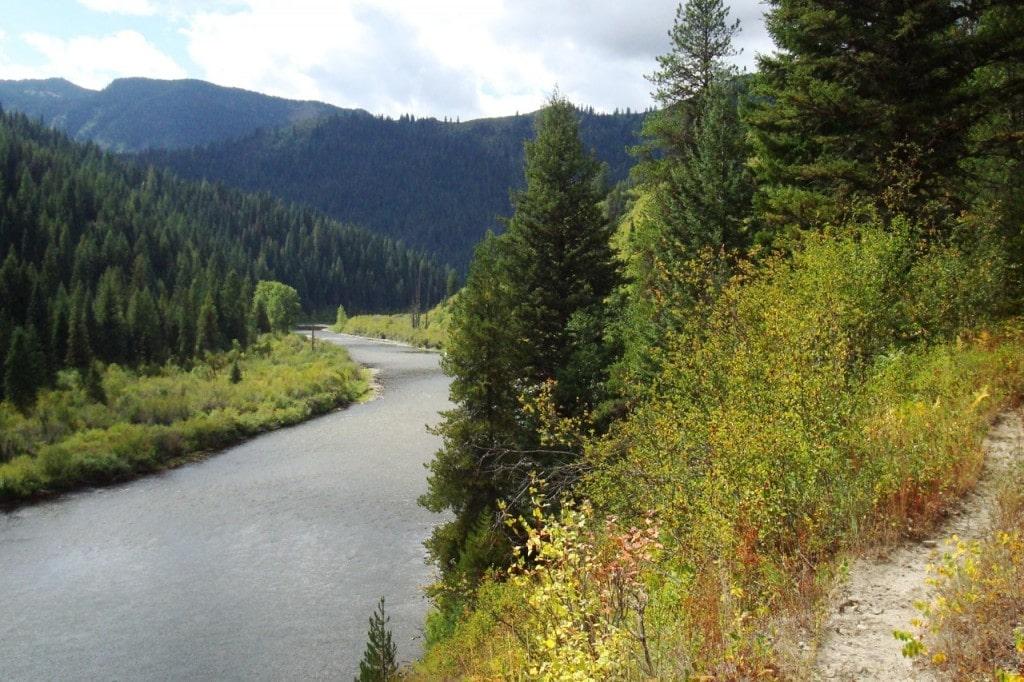 Kelly Creek idaho
