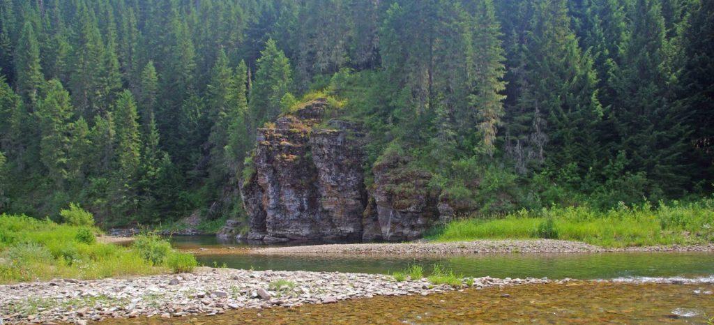North Fork Coeur dAlene River