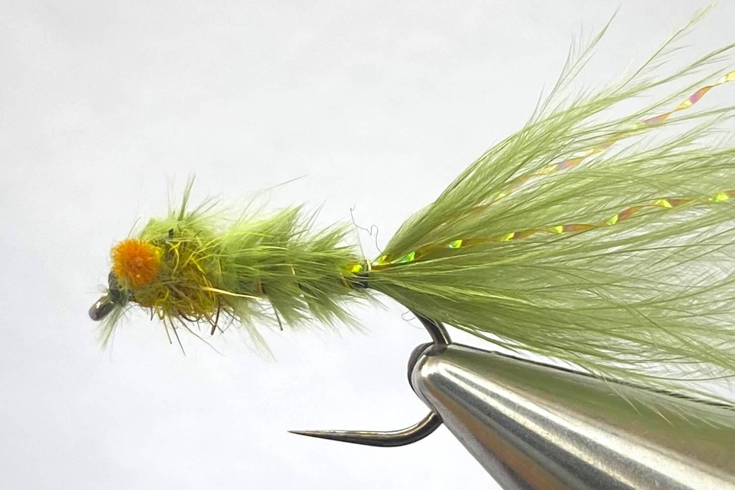 how to fish the damselfly nymph