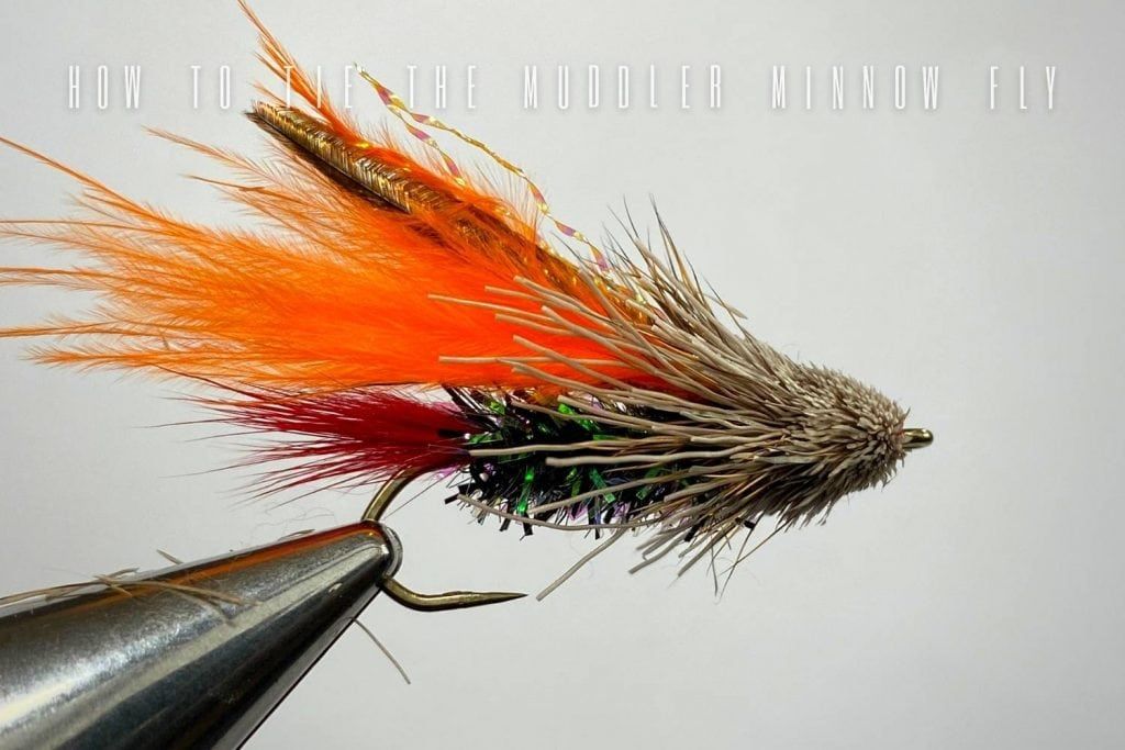 how to tie the muddler minnow fly