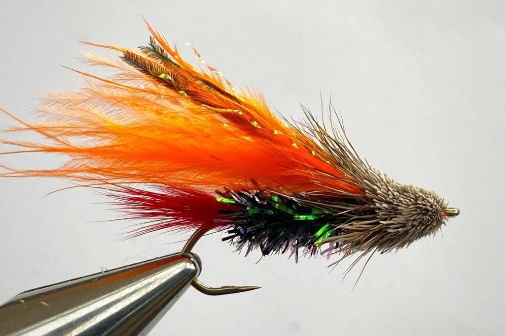 the Muddler Minnow fly