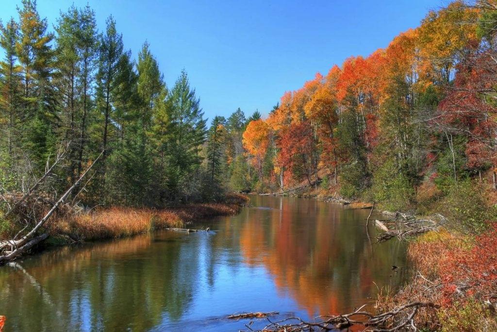 Au Sable River System