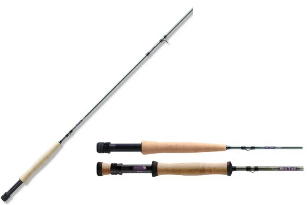 St. Croix Mojo Trout Fly Rods