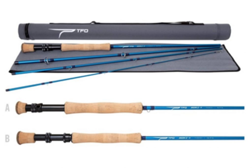 TFO AXIOM II X FLY ROD Review