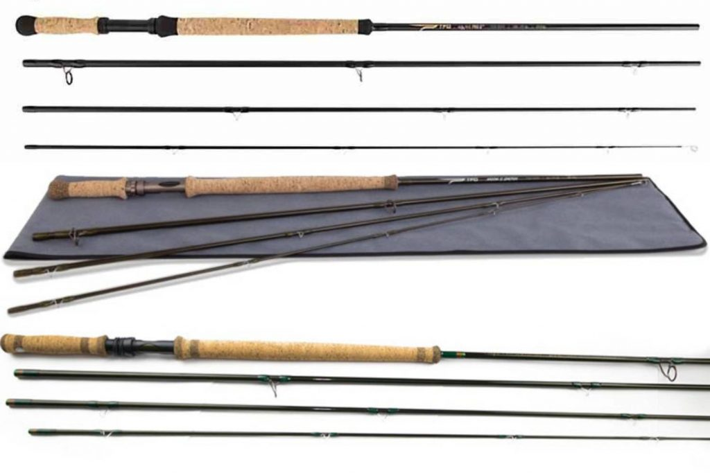 TFO Two-Handed Fly Rods