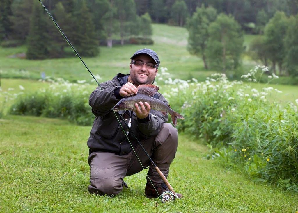 barometric pressure fishing
