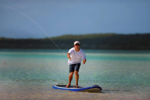 best fishing paddle board