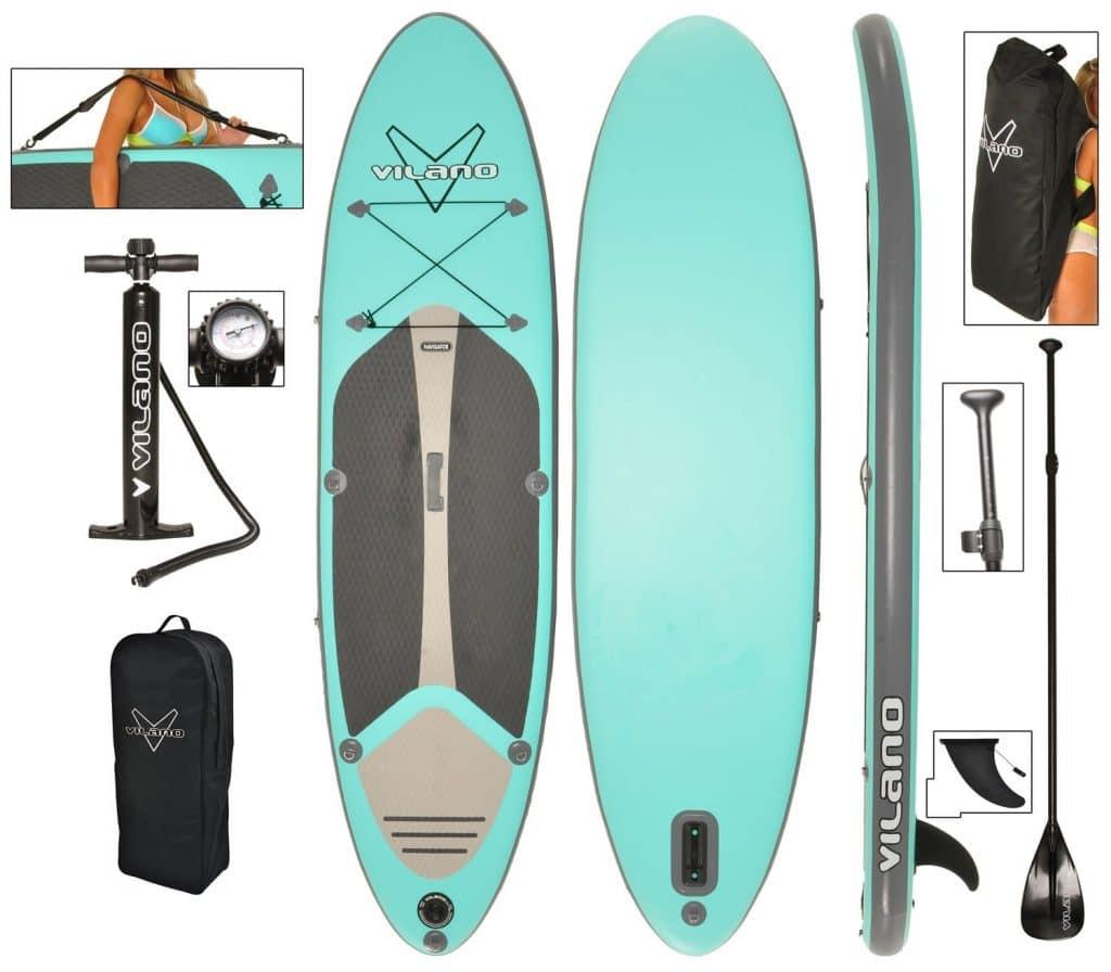 vilano navigator paddle board