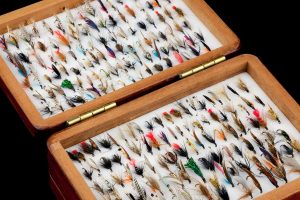 types of flies for fly fishing