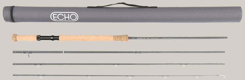 Echo SR Fly Rod