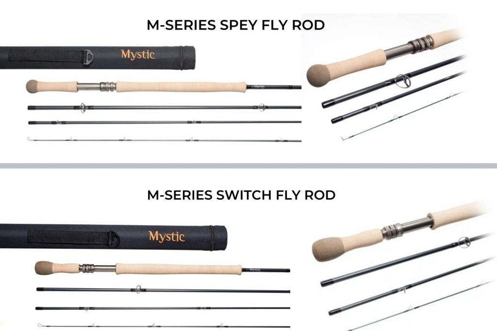 M-SERIES SPEY AND SWITCH FLY ROD