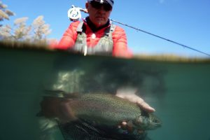 catch and release fishing
