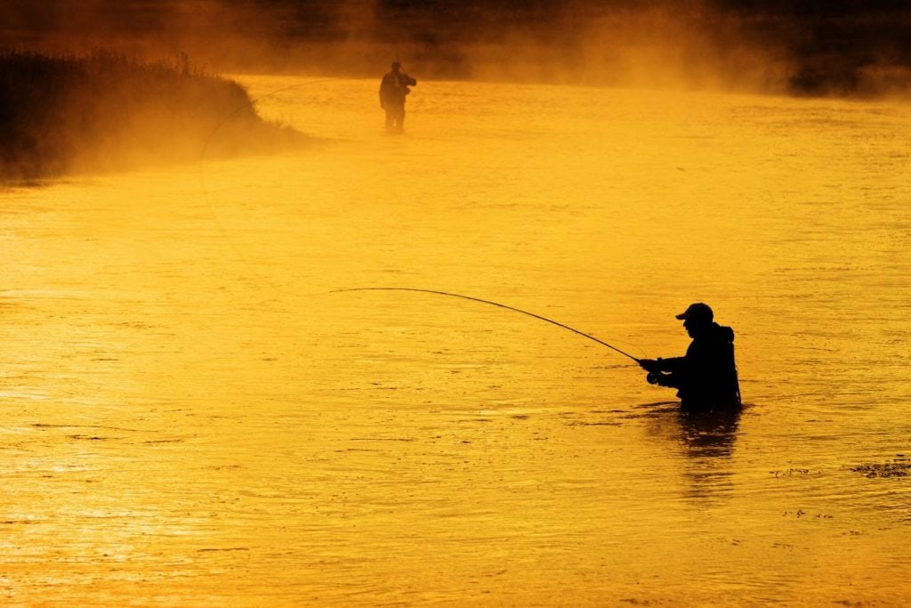 Health Benefits of Fly Fishing