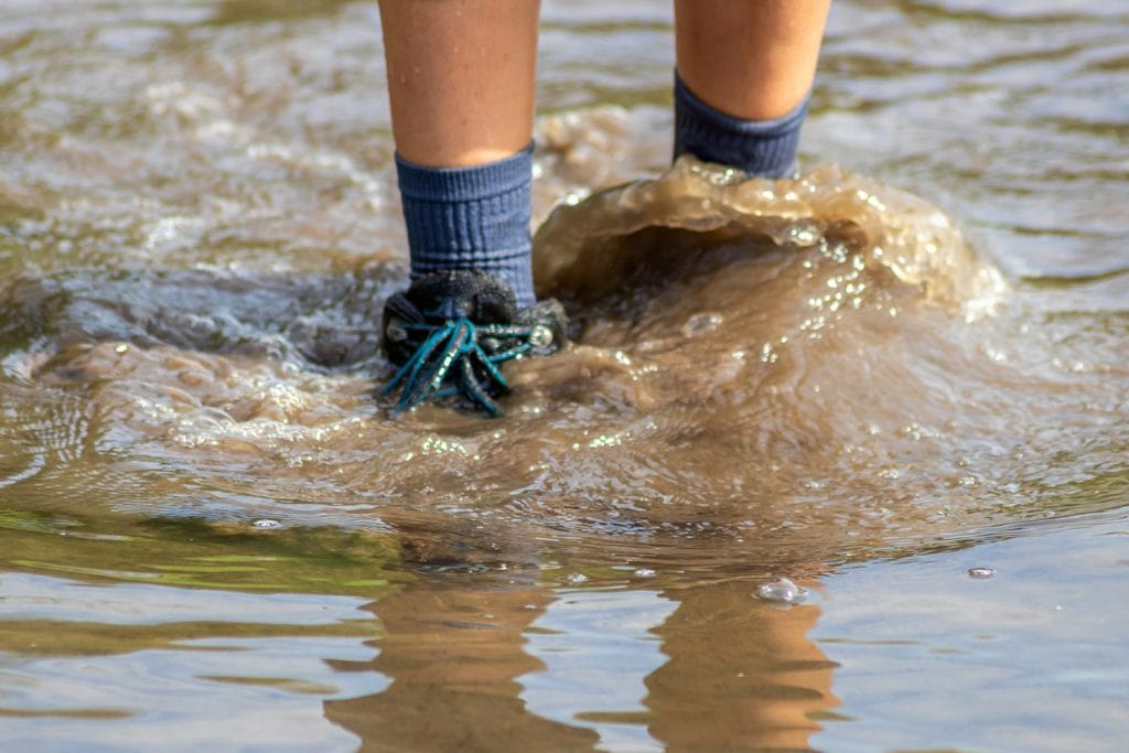 best wading shoes