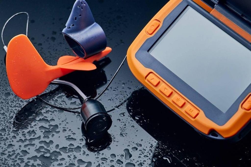 waterproof underwater fishing camera