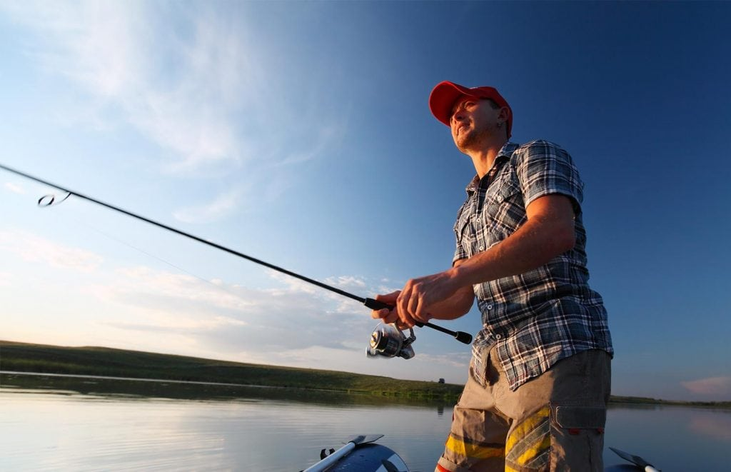best rod and reel combo for bass fishing