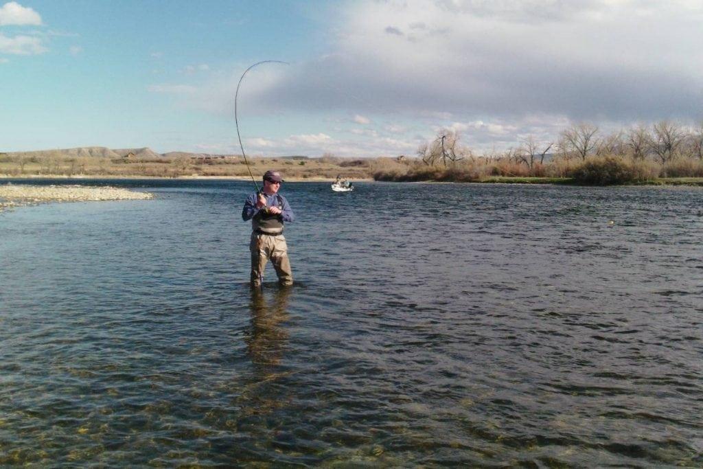 Big Horn River