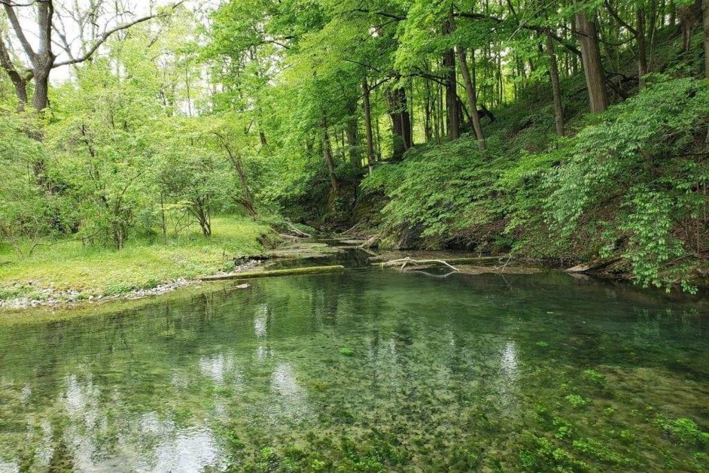 Big Spring Creek