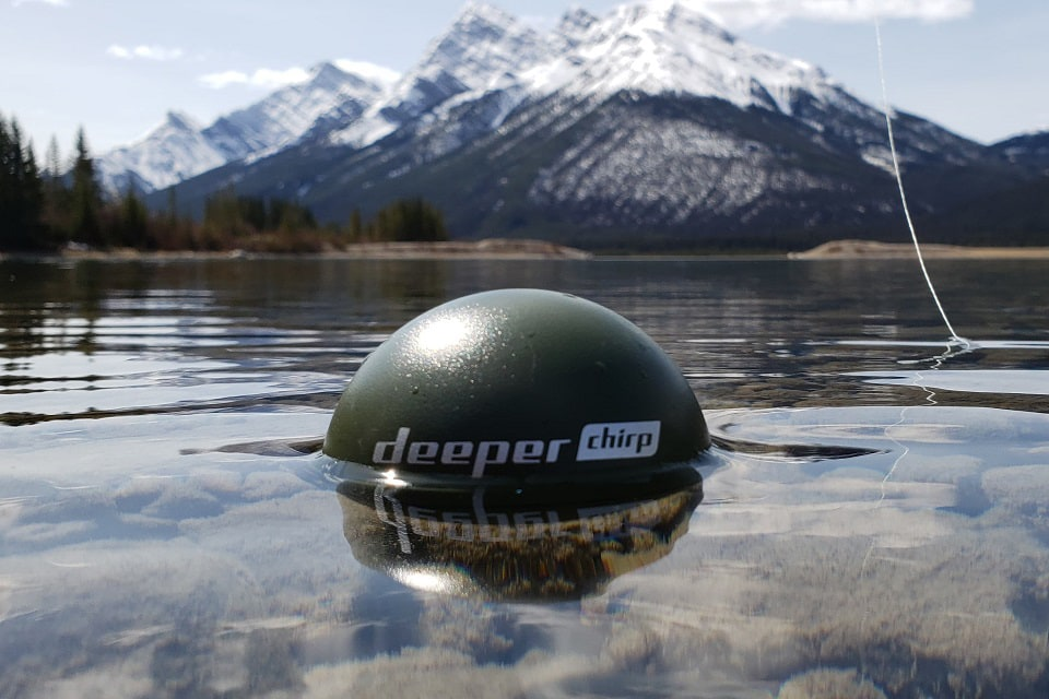 Deeper Smart Sonar CHIRP Fish Finder