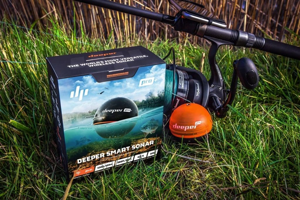 Deeper Smart Sonar PRO Plus Review