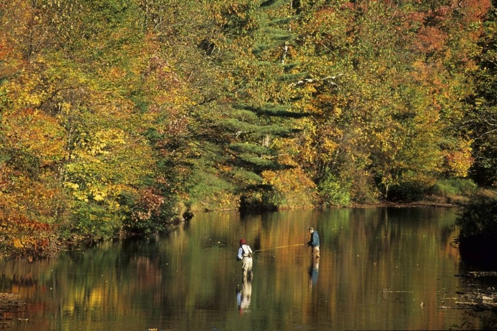 Fly Fishing Pennsylvania