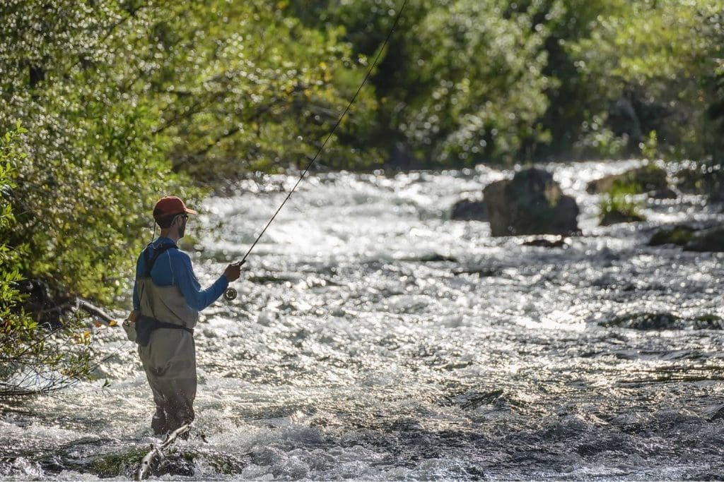 Fly Fishing South Dakota