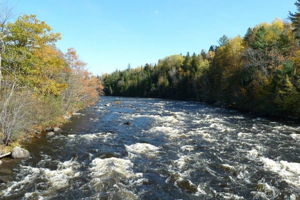 The Androscoggin River