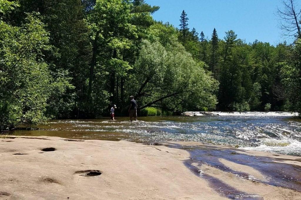 The Bois Brule River