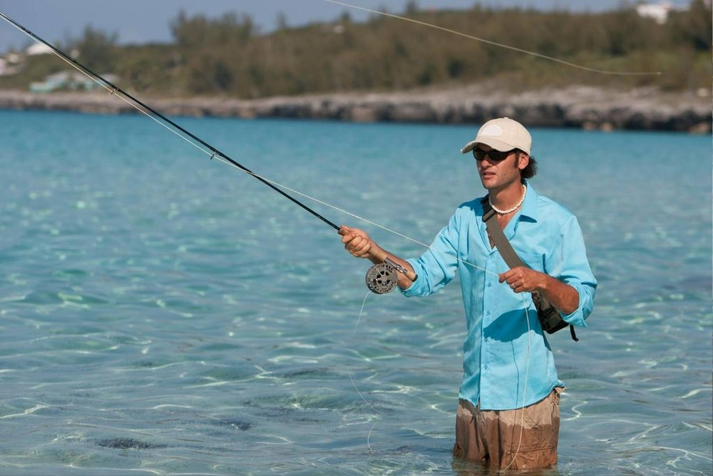 saltwater fly fishing gear for beginners