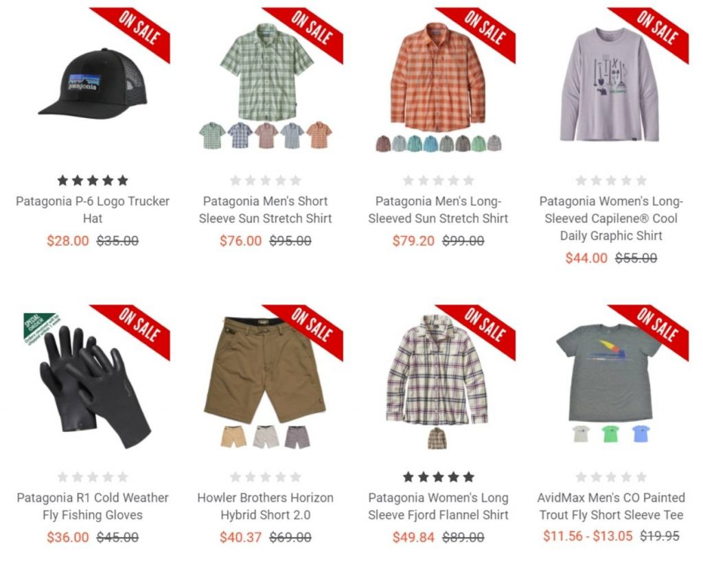 Avidmax Apparel Sale