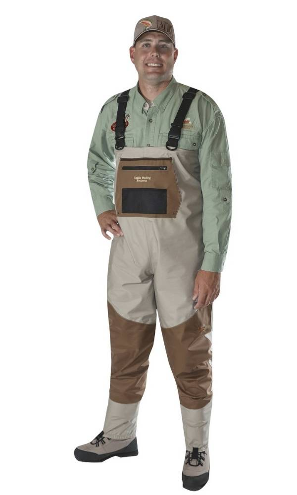 Deluxe Breathable Waders