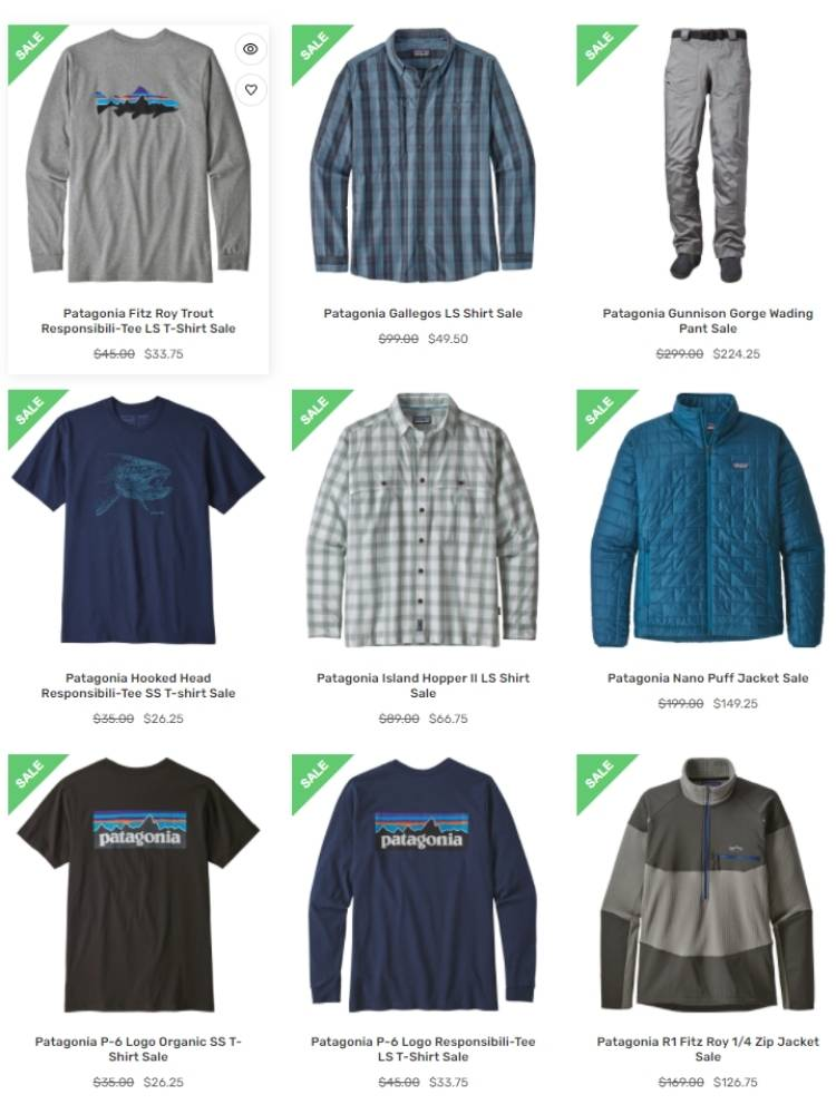 Hunterbanks Apparel Sale