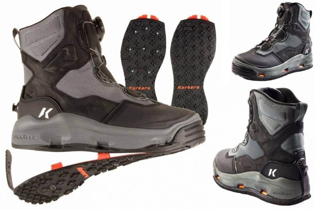 Korkers Darkhorse Wading Boots