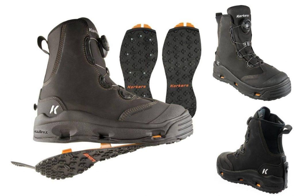 KorkersDevil's Canyon Wading Boots