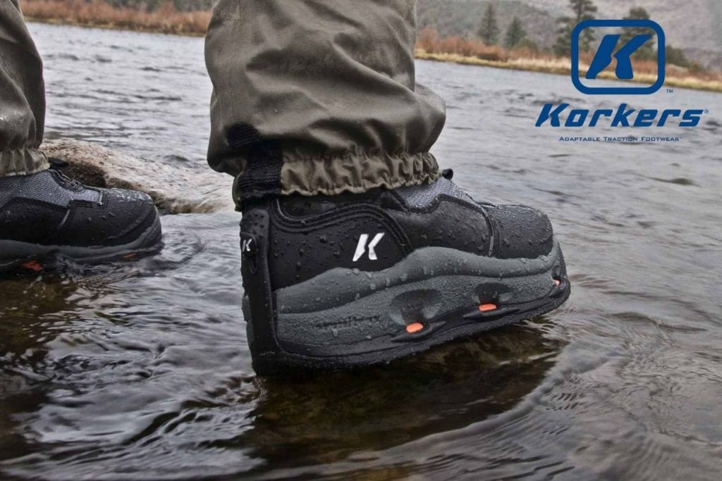 Korkers Wading Boots Review