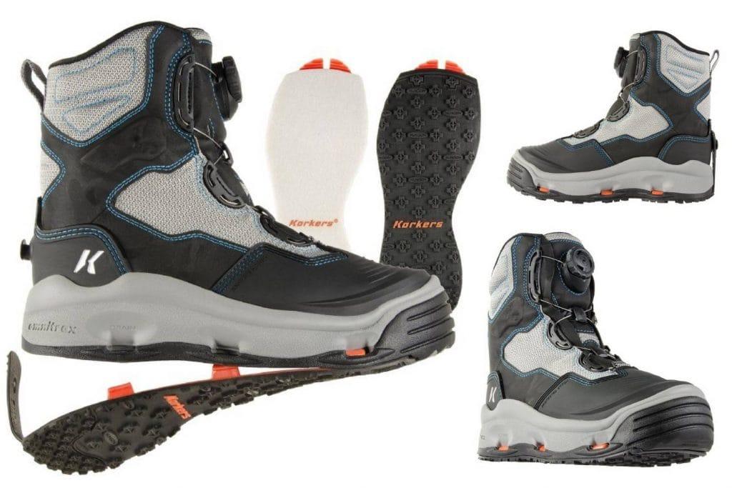 Korkers Women's Darkhorse Wading Boots