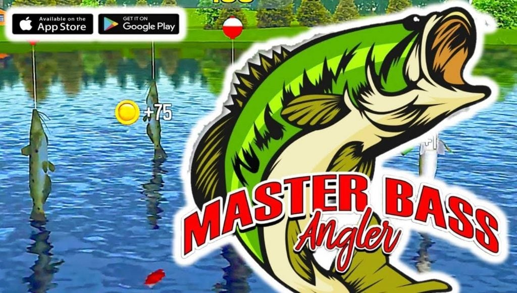 Master Bass Angler Fishing
