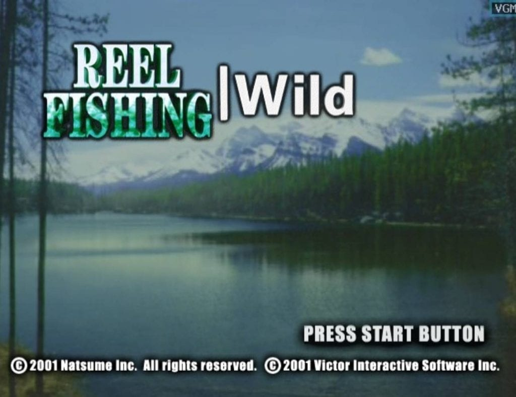 Reel Fishing Wild