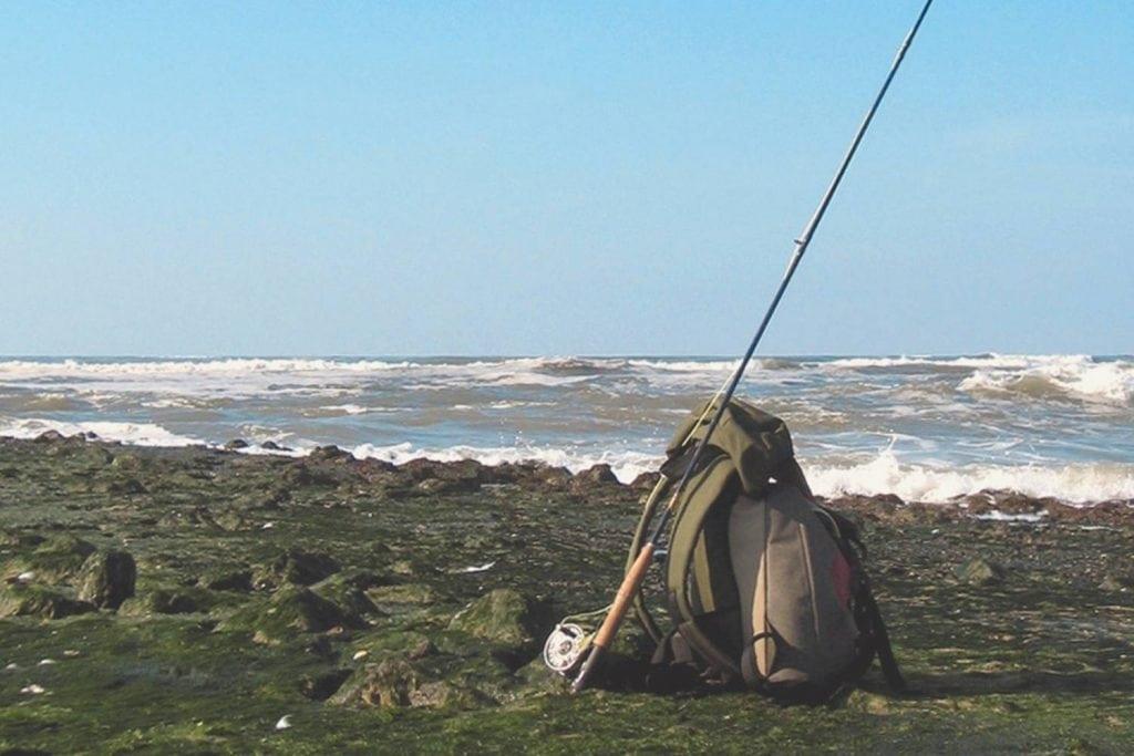 saltwater flyfishing tide
