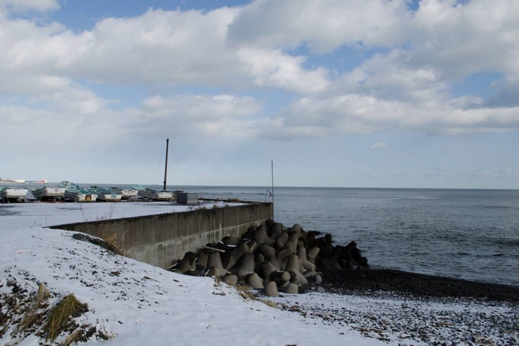 saltwater flyfishing winter