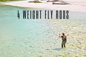 4 weight fly rods