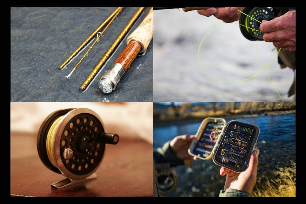Required Fly Fishing Gear