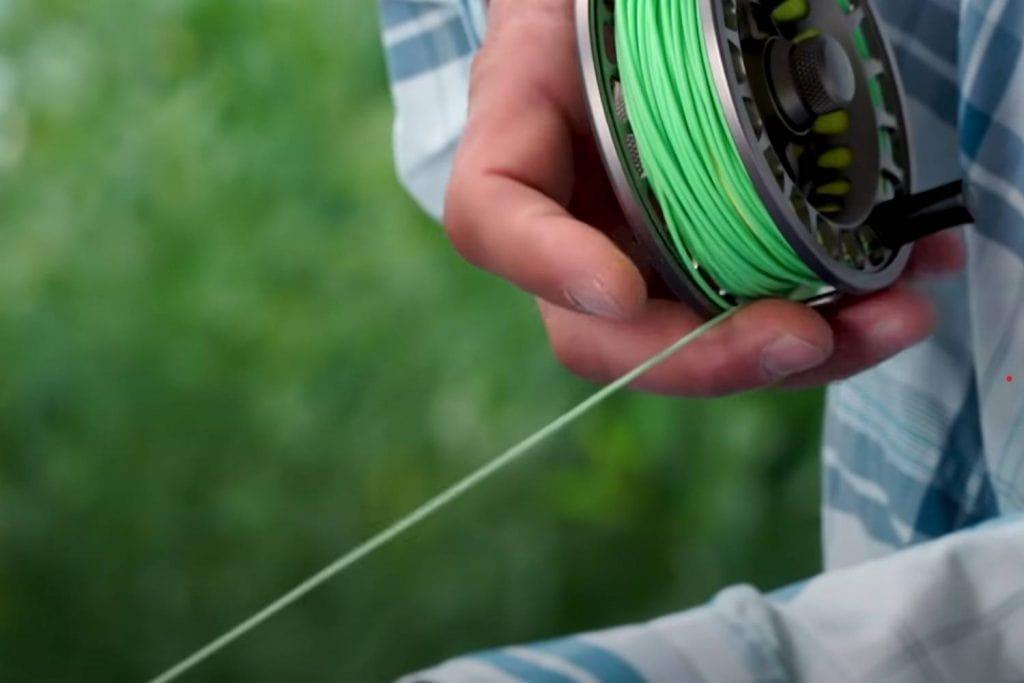 choosing a fly line