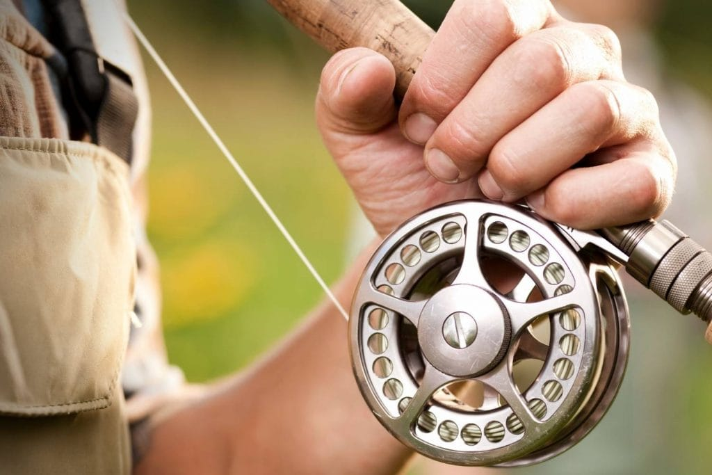 3 weight fly reels