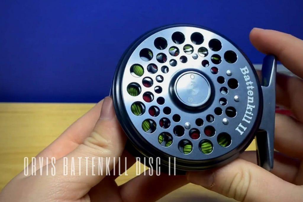 Orvis Battenkill Disc II