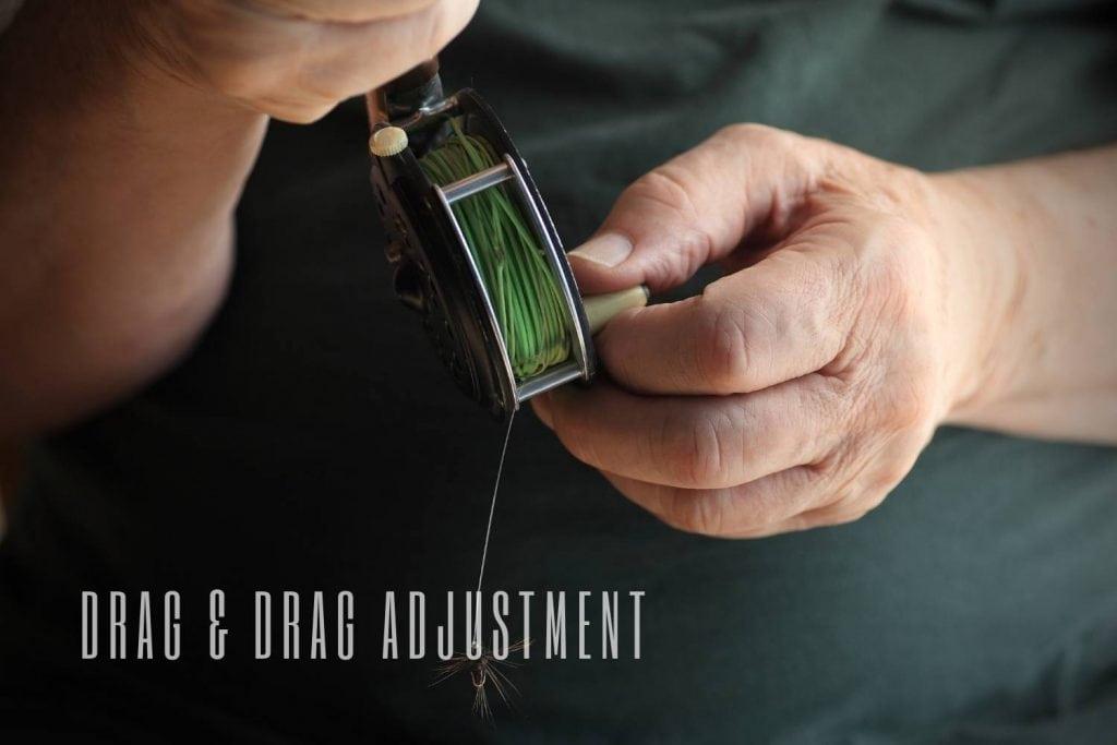 drag adjustment