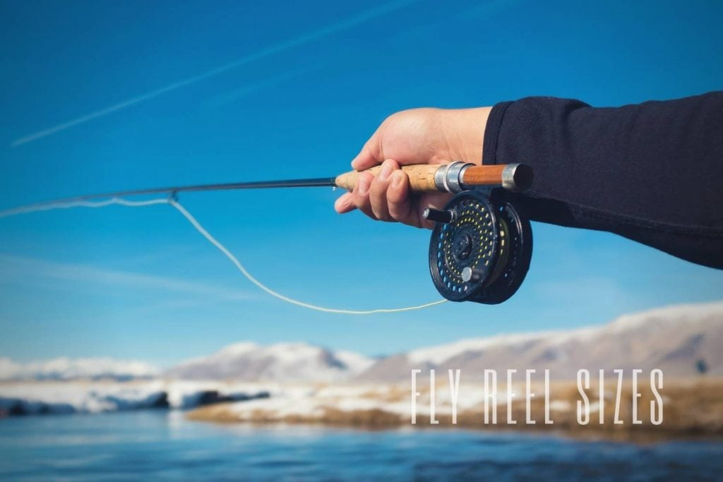 fly reel sizes