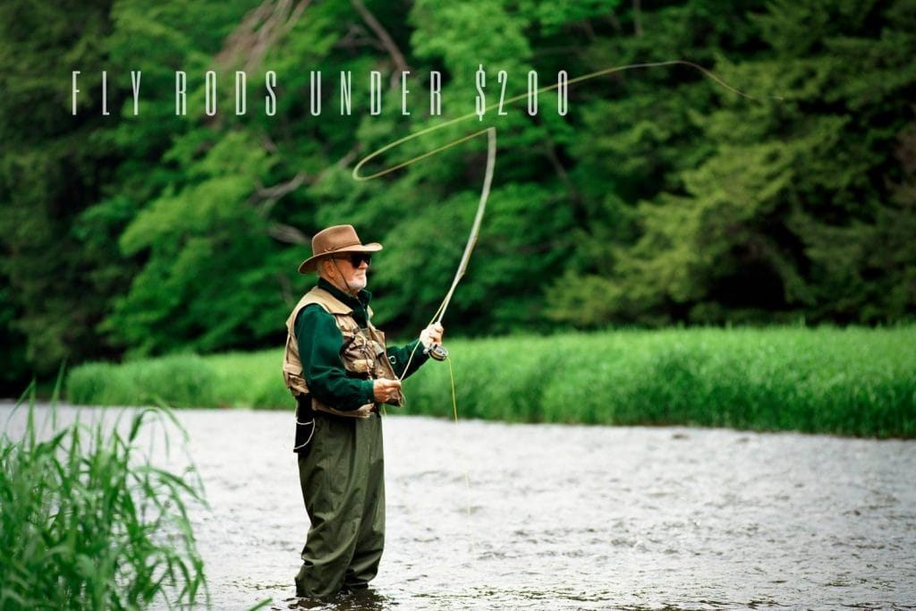 best fly rods under 200