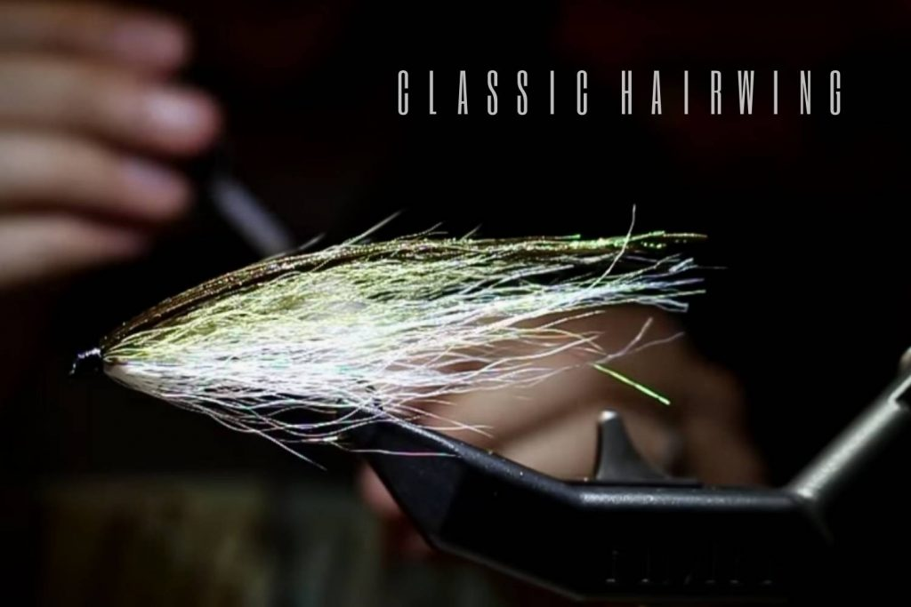 classic hairwing
