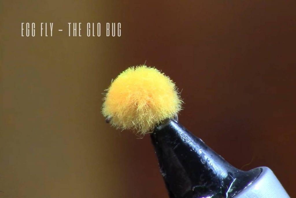 Egg Fly The Glo Bug